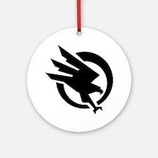 GDI Logo Round Ornament