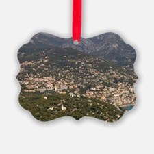 Roquebrune Cap Martin, View from  Ornament