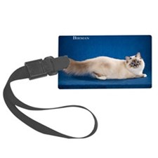 Birman Luggage Tag
