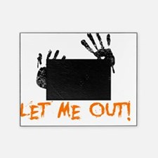 Let Me Out Picture Frame