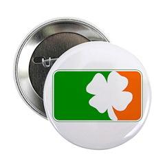 Irish Shamrock Logo 2.25