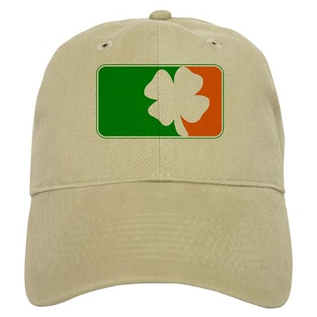 Irish Shamrock Logo Cap