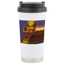 France, Paris, Tour Eiffel and  Travel Mug