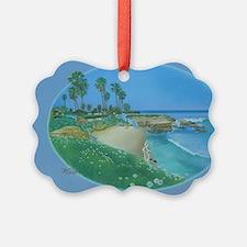 Floating Cove b shirt Ornament
