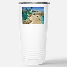 La Jolla Covites a shirt Travel Mug