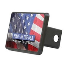 Occupy Wall Street We Are  Hitch Cover