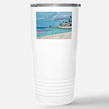 Island Getaway b shirt Travel Mug