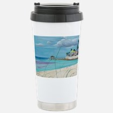 Island Getaway a shirt Stainless Steel Travel Mug