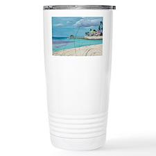 Island Getaway a shirt Travel Mug