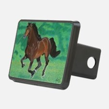 Running Free a shirt Hitch Cover