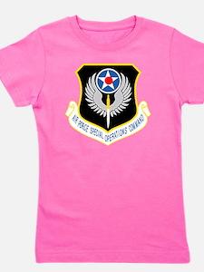 AFSOC USAF Girl's Tee