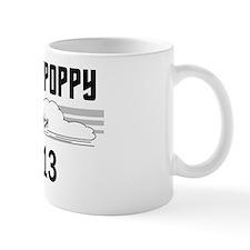 HMS Poppy Mug