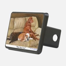 Three Dog Couch a shirt Hitch Cover