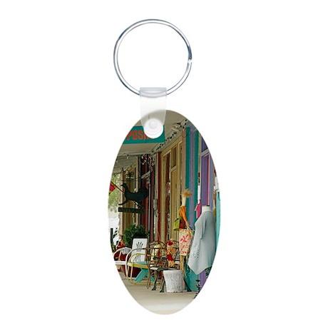 _MG_7142e Aluminum Oval Keychain
