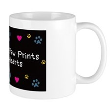 dogs-leave-paw-prints-purse Mug
