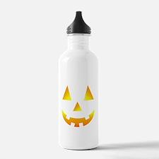 little pumpkin-blk Sports Water Bottle