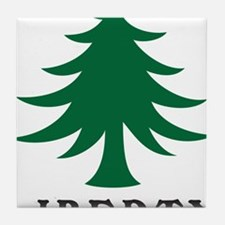 Liberty_Tree_10in_High Tile Coaster