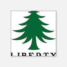 "Liberty_Tree_10in_High Square Sticker 3"" x 3"""