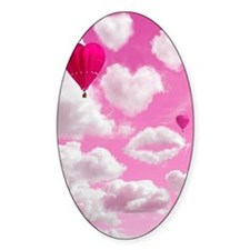 556 Heart Clouds for Cafe Press c Decal