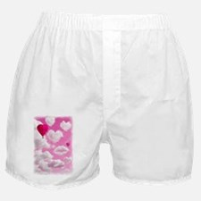 556 Heart Clouds for Cafe Press a Boxer Shorts