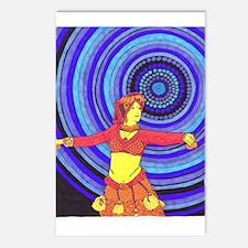 Desert Dancer Postcards (Package of 8)