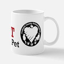 Adopt a Shelter Pet Frederick MD Mug