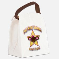 rocknroll Canvas Lunch Bag