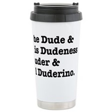 thedude Travel Mug