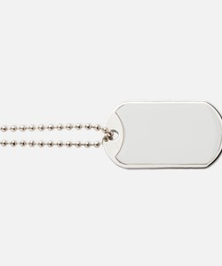 thedudewhite Dog Tags
