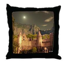 UplandFreeholdMousepad Throw Pillow