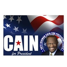 cain_banner Postcards (Package of 8)