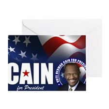 cain_banner Greeting Card