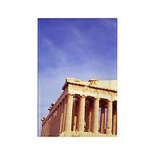 Ancient Greece Parthenon on Acrop Rectangle Magnet