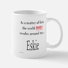 American Eskimo World Mug