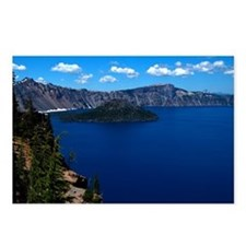 (11) Crater Lake  Wizard  Postcards (Package of 8)
