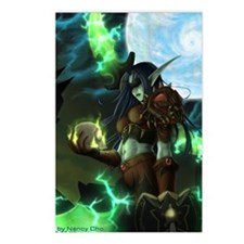 gwystyl-full Postcards (Package of 8)