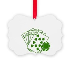 ratherbePoker3 Ornament