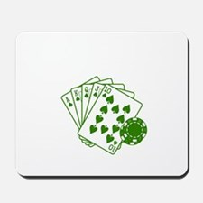 ratherbePoker3 Mousepad