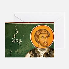 Filia: Limonos Monastery, Religious  Greeting Card