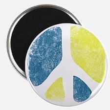 vintage-peace-sign Magnet