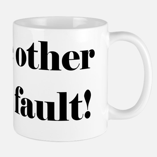 other teamsfault Mug