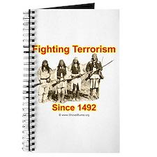 Fighting Terrorism Since 1492 - Apache Journal