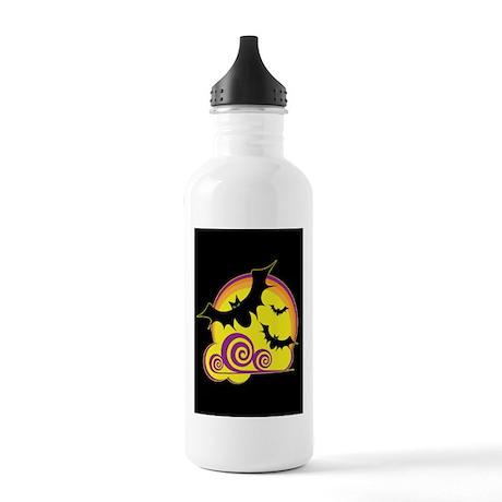 bats-ipad-sleeve Stainless Water Bottle 1.0L