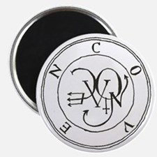 Seal Coven Magnet