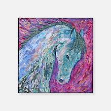 """Passion Horse Square Sticker 3"""" x 3"""""""