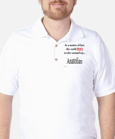 Anatolian World Golf Shirt