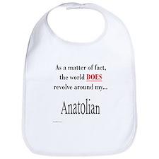 Anatolian World Bib