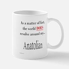 Anatolian World Mug