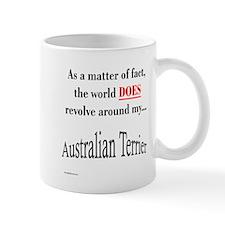 Australian Terrier World Mug