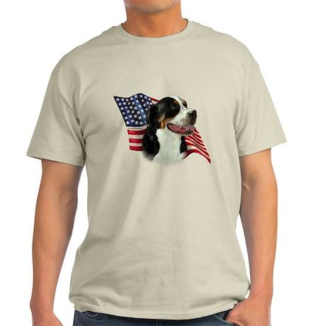 Swissy Flag Light T-Shirt